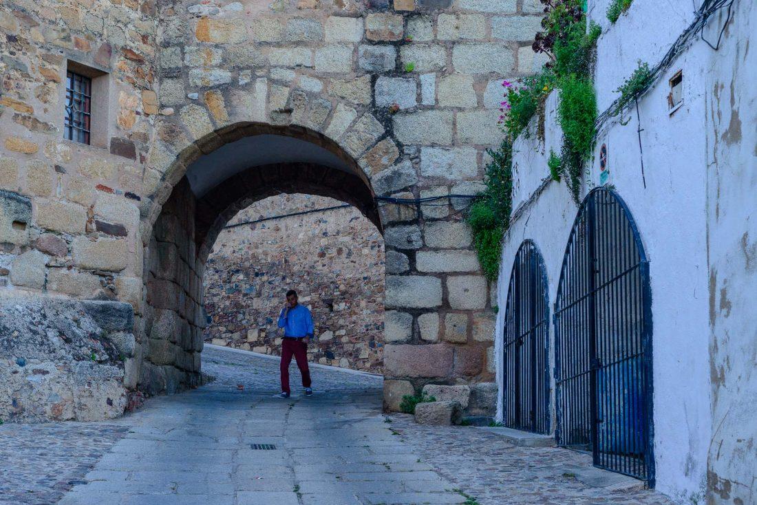 Judería Cáceres